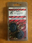 """DUST PLUG Ford Massey Ferguson Tractors Tisco 2 Dust Plugs with Chain 4000-3/8"""""""
