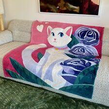 Cat Lady (new) PRETTY KITTY BLANKET