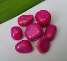 Pink Howlite Tumbled Stone - 098S11B