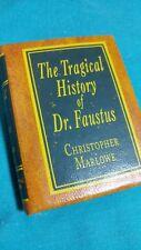 Del prado miniature books  Marlowe Tragical History Dr Faustus good condition.