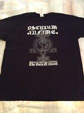 OSCULUM INFAME The Axis Of Blood Shirt XL, Azarath,The Chasm,Inquisition,Urgehal