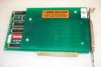 KEITHLEY PIO-HV 14242 REV 2  PC8382 ISA CARD BUS 83800 9424/B  (Tested)