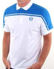 Sergio Tacchini Young Line Short Sleeve Polo Shirt RRP£50 SIZES M OR L