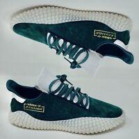 Adidas Kamanda Dark Green/White Rare European Release Mens Size 12 New G27713