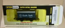 WRENN W5542 Dark Grey ICI Salt Wagon- Brand New