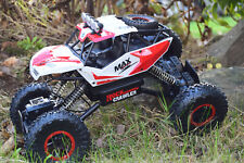 Off Road Rock Crawler 2.4GHZ Buggy camión 4WD RC de radio control remoto