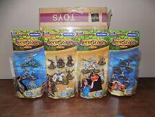 Heroscape Wave 8 Defenders of Kinsland, NIB, Complete