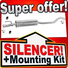 Middle Silencer OPEL CORSA B 1.0 12V HATCHBACK 11.1996-09.2000  Exhaust Box KLF