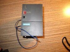 Siemens LOGO Sitop 5 Power Supply Netzteil 6 EP1 230/120 v > 24 V Schmelzspur