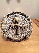 Lakers 2009 Championship Paperweight Ring Kobe Vs Orlando Magic