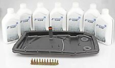 ZF 6HP26 Automatic transmission metal pan upgrade fluid service kit