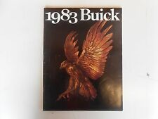1983 Buick Product Brochure