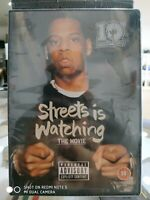 Streets Is Watching. The Movie (jay-z) dvd nuovo celophanato