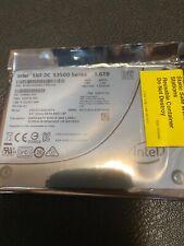 """INTEL SSD DC S3500 SERIES 1.6TB SATA 6GB/S 2.5"""" INTERNAL SOLID STATE DRIVE"""