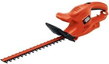 Electric Hedge Grass Trimmer Shear Shrubber Hedger Corded - 17 inch 3.2 AMP