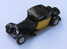 Bugatti Type 44 1928 Fiacre 1/43- Matchbox Models of Yesteryear