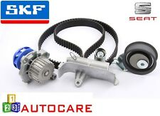 SKF Timing Belt Kit Water Pump for Seat Leon 1.8T Engines Cambelt Chain