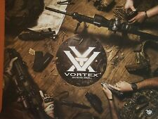 Vortex Tactical and Hunting Optics Catalog Military 2016 NEW