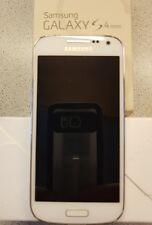 Samsung  Galaxy S4 mini GT-I9195I- Weiss (Ohne Simlock) Smartphone