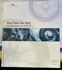 DAS RAD DER ZEIT DIE GESCHICHTE DER AUTO UNION AUDI AG  ISBN 3768810119