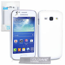 Samsung Galaxy Ace 3 Hybrid Defensive Phone Case Including Free Screen Protector