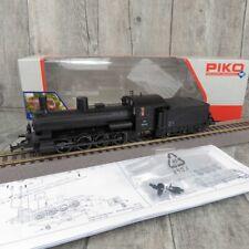 PIKO 57553 - HO - ÖBB - Dampflok 655.400 - Analog + DSS - OVP - #P35695