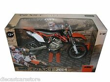 AUTOMAXX 2014 KTM 450 SX-F 1/12 MOTORCYCLE NEW IN BOX 603002
