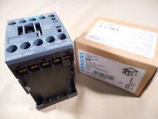 SIEMENS 3RT2016-1AK61 3-pole contactor (NIB)