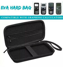 Calculator / Multimeter Hard Cover Storage Case Protective Pouch Box TI83 Fluke