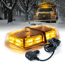 Xprite 36LED Strobe Beacon Light Rooftop Flashing Emergency Warning Yellow/Amber
