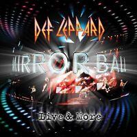Def Leppard Mirror Ball [Latest Press] New Sealed 180 gram LP Vinyl Record Album