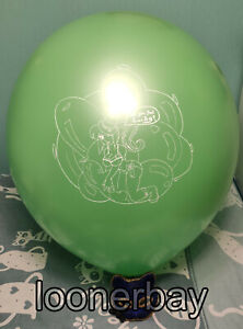 """Big Giant Olympic 45"""" balloons with print """"Do you feel lucky?"""""""