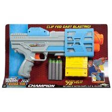 NEW Air Warriors Ultra-Tek Champion Foam Dart Blaster With Holster