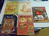Lot of 5  Painting Books   books by Georgia Feazle