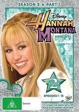 Hannah Montana : Season 2 : Part 1 (DVD, 2009, 2-Disc Set)