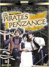 THE PIRATES OF PENZANCE New Sealed DVD Live Linda Ronstadt Kevin Kline Rex Smith