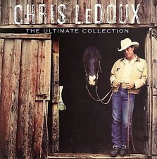 The Ultimate Collection by Chris LeDoux (CD, Oct-2006, 2 Discs, Capitol/EMI Records)