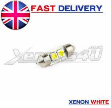 1x 31mm Xenon White 2 SMD LED Interior Light Bulb For Toyota Rav 4 Landcruiser