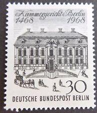 GERMANY MNH STAMP DEUTSCHE BUNDESPOST BERLIN 1967 MAGISTRATES COURT  SG B314