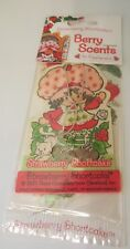 Strawberry Shortcake with Custard Air Freshener - 2001 - New Vintage Style, NRFP