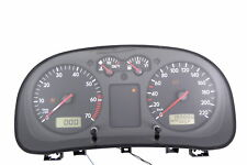 VW Golf 4 Tacho Tachometer Kombiinstrument 199.000km 1J0919860 1,4 16V 75PS 55kw