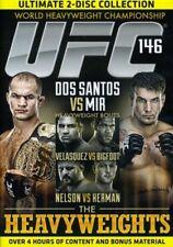 UFC 146: Dos Santos vs. Mir (2-DVD)