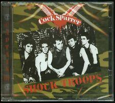 Cock Sparrer Shock Troops CD new Punk Rock