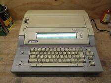 Smith Corona Pwp 58d Typewriter 35 Floppy Disc Word Processor Tested Euc