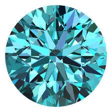 Fancy Blue Loose Diamonds