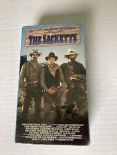 The Sacketts (2-DVD, 1979) Sam Elliot  Tom Selleck  Jeff Osterhage