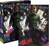 The Joker Heath Ledger DC 1000 piece jigsaw puzzle 690mm x 510mm (nm)