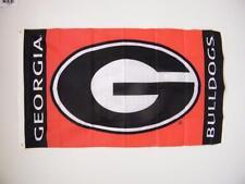 New Georgia Bulldogs 3'x5'  Flag Banner