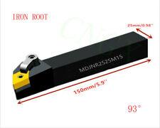 1p Mdjnr2525m15 Cnc Lathe Arbor Turning Tool Cuttingtoolholder For Dnmg15 Insert
