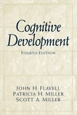 Cognitive Development (4th Edition) by Flavell, John H., Miller, Patricia H., M